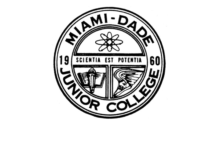 1963 - Seal, Miami-Dade Junior College