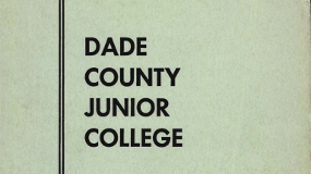 The Dade-County Junior College Bulletin, 1961-1662