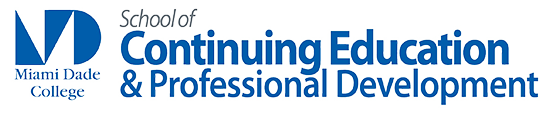 Logo showing School of Continuing Education & Professional Development