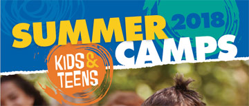 Kids and Teens Summer Camps logo