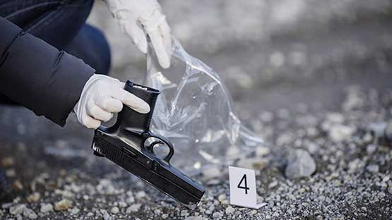 A Crime Scene Investigator is responsible for…