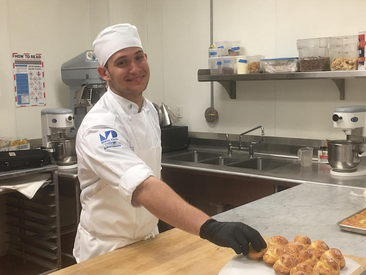 Culinary Arts Management Operations College Credit