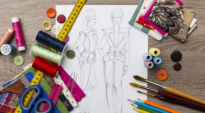 Enhance Your Fashion Skills With The Fashion Lab Present By The Miami Fashion Institute At Miami Dade College