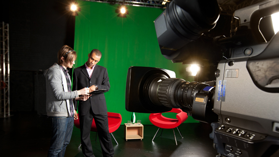 Study tv production
