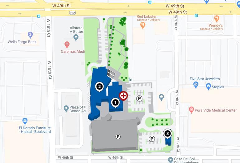 Campus Information Hialeah Campus Miami Dade College