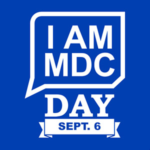 I AM MDC Logo