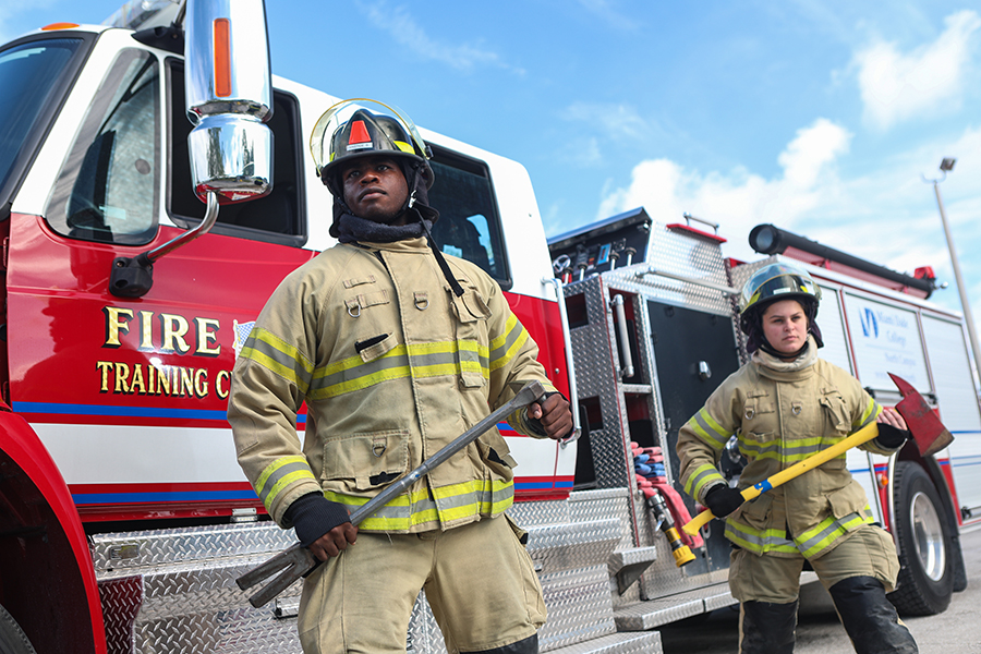 Fire Fighter Certification | Fire Science | School of Justice ...