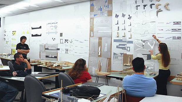 Kendall campus miami dade college for Universities that offer interior design