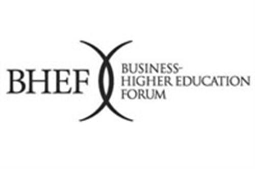 Business-Higher Education Forum logo