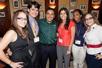 MDC's 305 Rise team with José Hernández;