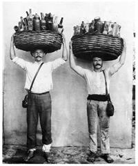 Fruit Carriers, from the series Ambulantes, by Marc Ferrez, will be featured in the AGS exhibition Memories & Images.