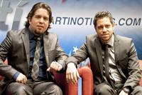 Pichy Film Boys Alejandro González and Maikel Rodríguez