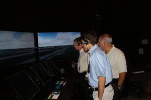 Aviation simulators