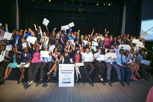 Graduates of MDC's Future Bankers' Camp