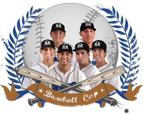 Group of baseball players