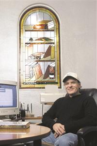 Author Tim O'Brien
