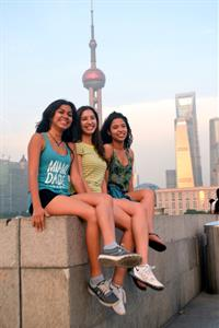 MDC students in China