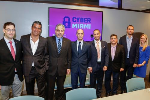 CyberMiami took place at The Idea Center at MDC in September.