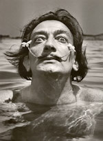 Self-Portrait, Salvador Dali