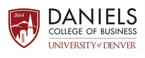 Logo of Daniels College of Business