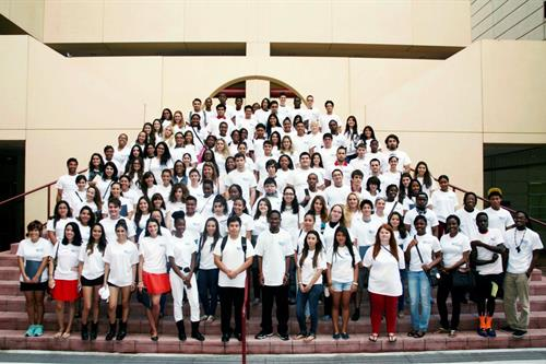 American Dream scholars convocation