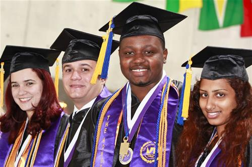 MDC's Honor College graduates
