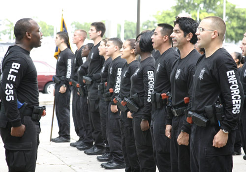 how to become a security guard instructor in florida