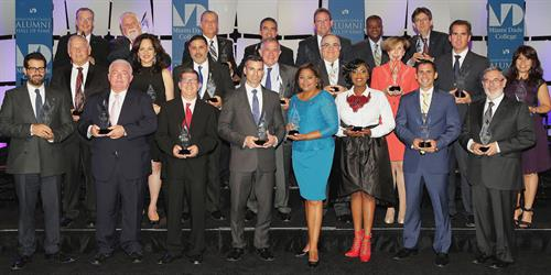 MDC recently inducted outstanding alumni into its prestigious Hall of Fame during its 14th annual awards celebration.