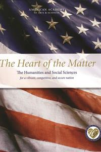 The Heart of the Matter: The Humanities and Social Sciences report