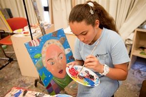 Summer art 1 for 500 college terrace homestead fl