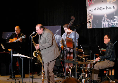 MDC Jazz Faculty Quintet
