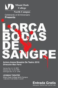Lorca's poster