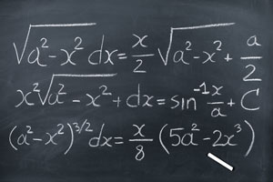math equations in news articles