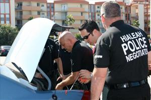 Mock Emergency Drill - Hialeah PD - Hialeah Campus