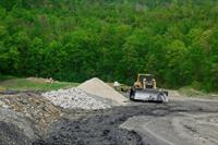 Coal production in Tennessee