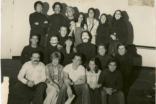Prometeo class in the 1970s