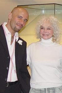 Nilo Cruz and Teresa María Rojas