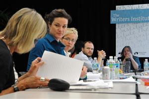 WritersInstitute-with Dorothy Allison