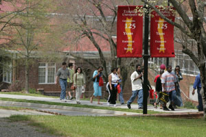 Tuskegee University-Students