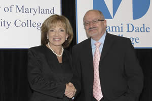 MDC Forges New Alliance with the University of Maryland University College
