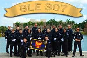 Miami Dade College's Law Enforcement Academy Graduates