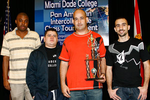 Miami Dade College Chess Team