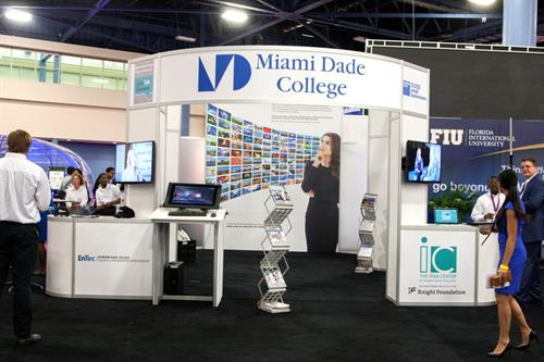 MDC eMerge booth