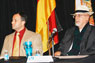 Panelists Dr. Jeffrey Demsky and Dr. Germán Muñóz