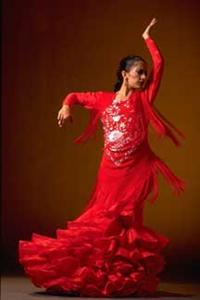 flamenco dancer 2