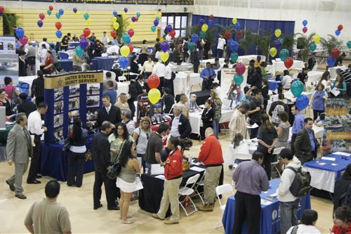 MDC Kendall Campus' annual Job Fair