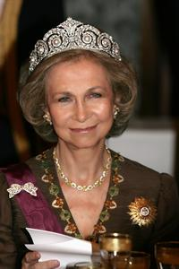 Queen Sofía of Spain