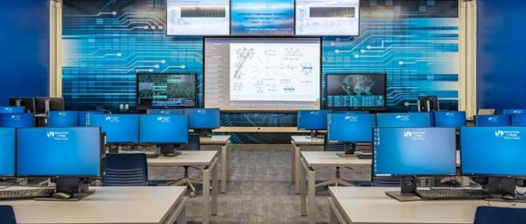 MDC cyber-security classroom