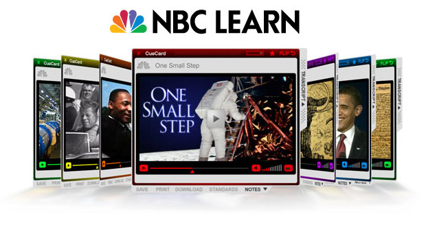 NBC Learn Video Carousel