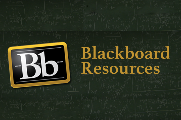 Blackboard Allegany College